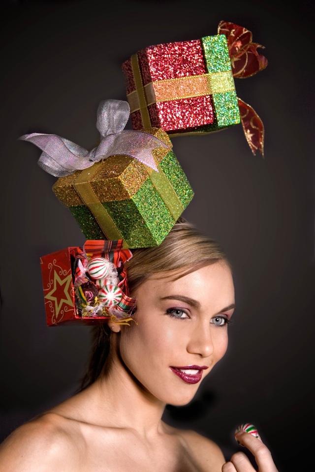 Los Angeles Dec 04, 2007 Stacey Weisser/ Arturo Rios Christmas Gift