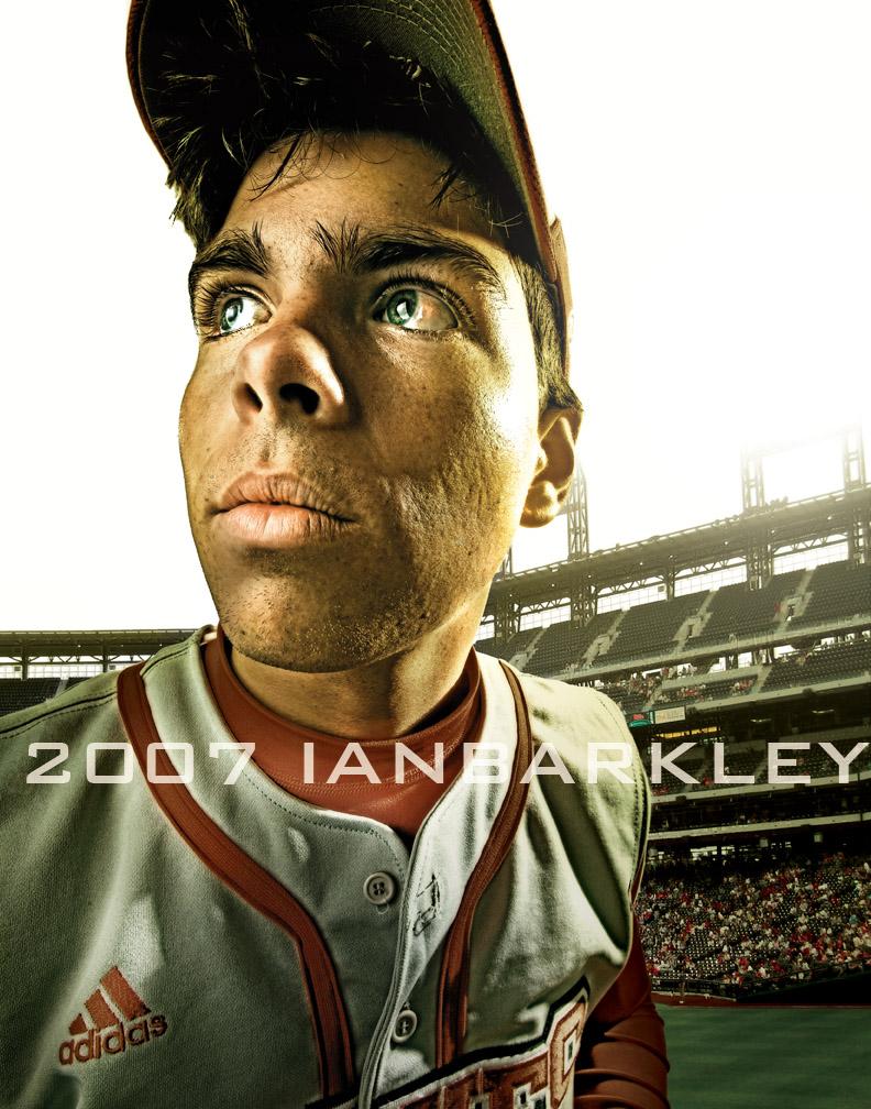 Dec 05, 2007 2007 Ian Barkley baseball