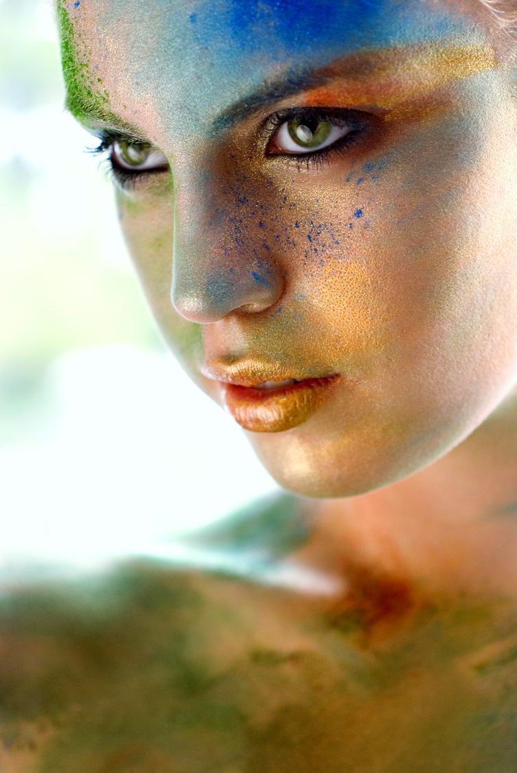Dec 07, 2007 Photog: Marcfotografik MUA: Risa Poe-alcala Colors!