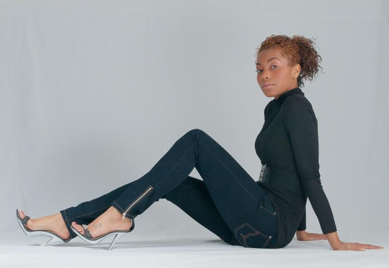 Female model photo shoot of Tia H by DNDF in Spanaway, Wa