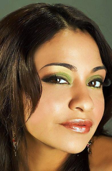 Female model photo shoot of Beauty By Artistwebb and Jennifer NSA by InnerGlow Studios in InnerGlow Studios