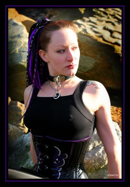 Female model photo shoot of ShadowKat by OTN PHOTOGRAPHIC in Whitby, UK