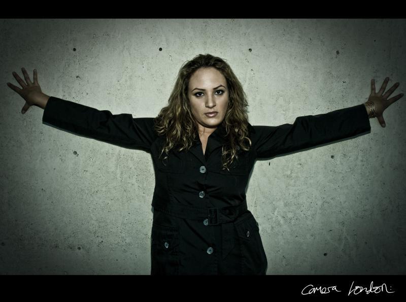 Female model photo shoot of Farah in LA by Simoa H Grendola