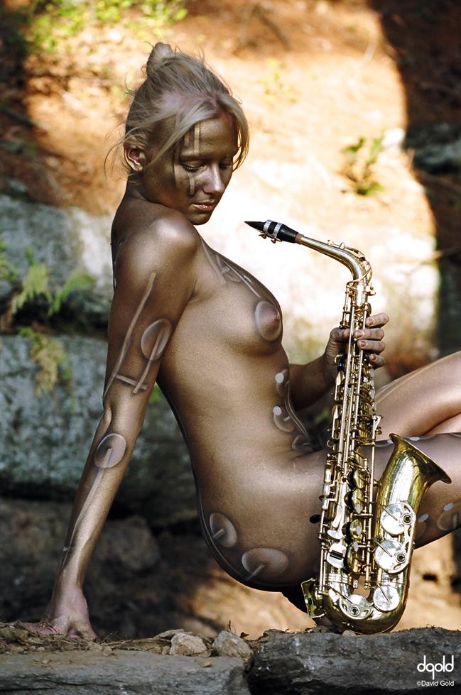 Gold Forest Homestead - RI Dec 10, 2007 dgold - dgoldphoto iana-Music Girl Series