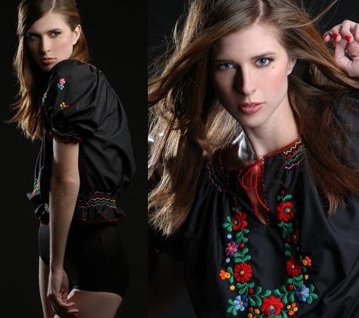 Female model photo shoot of Erika Seress  and Pilgrim Perfect, makeup by Victoria Makeup Artist