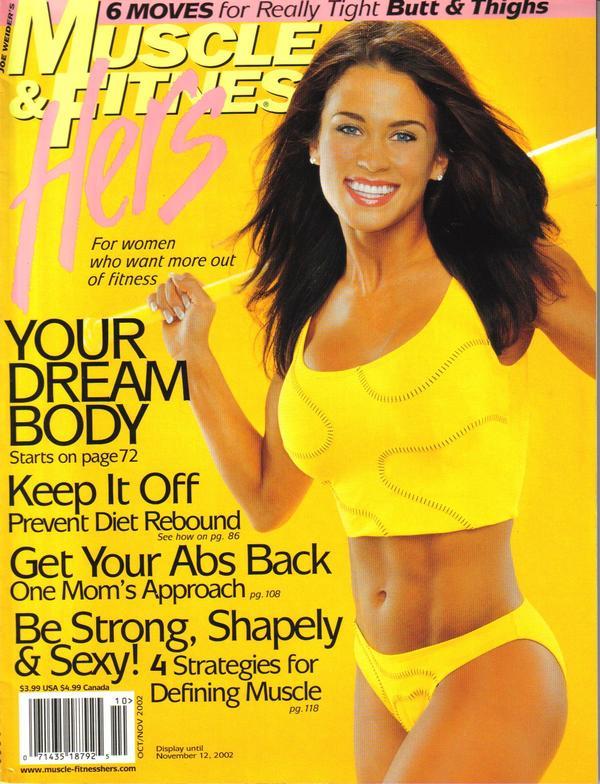 LA, CA Dec 11, 2007 Muscle & Fitness Cover