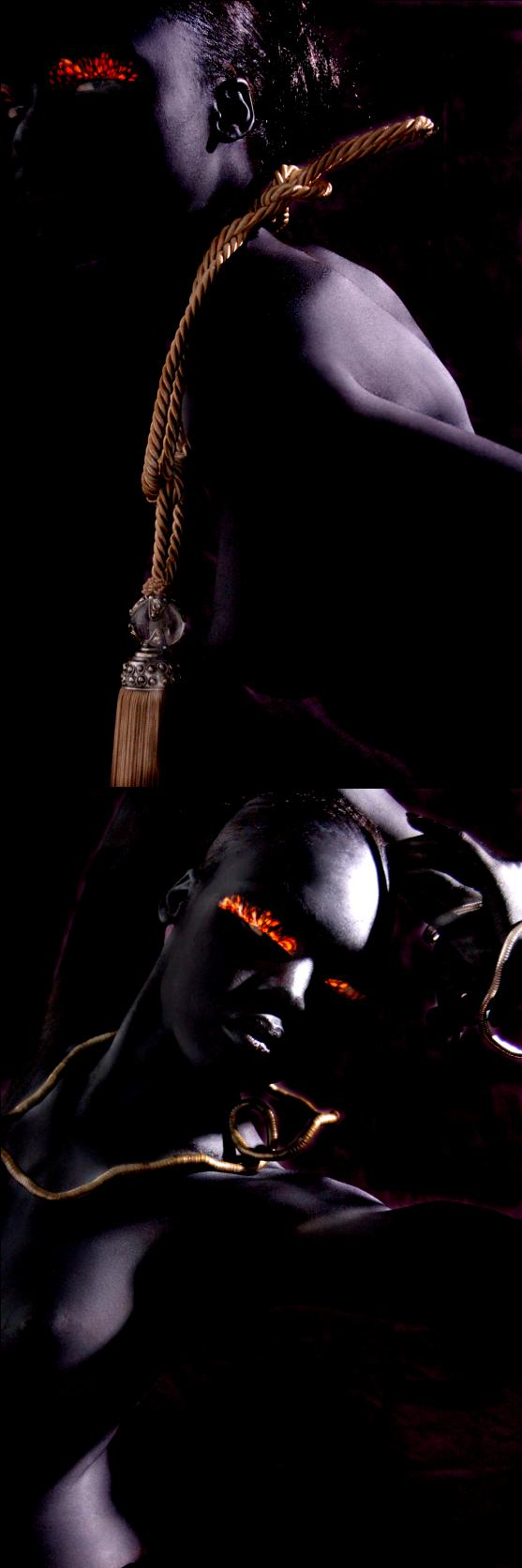 INHOUSE Studios Dec 11, 2007 M. Duval Bird Woman2 (tribal shoot)