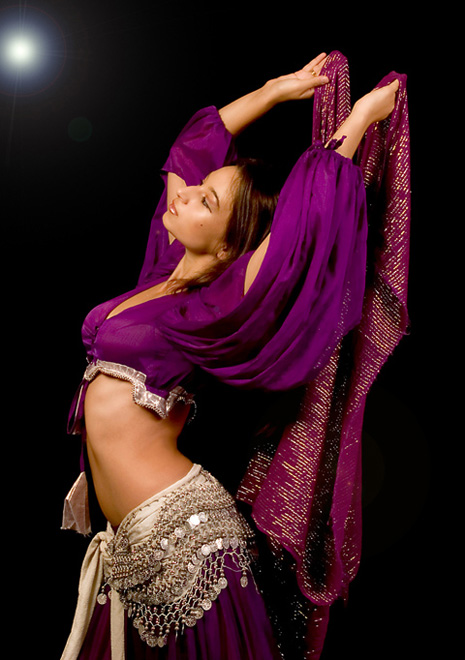 Bloomington, IN Dec 12, 2007 Stormwind Photographics Bellydancer, on the cover of Emad Sayyas Internationally Selling Lebanese Belllydance CD