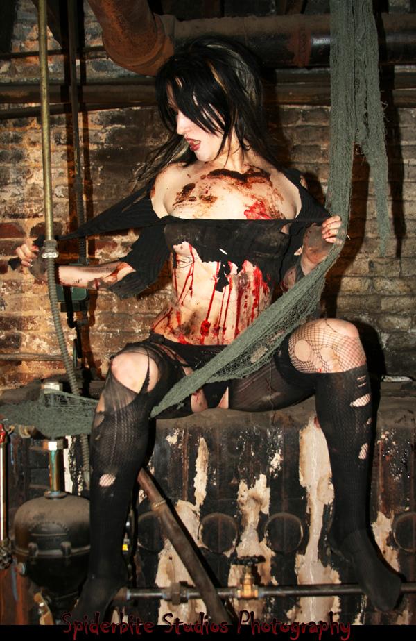 Boiler Room Dec 12, 2007 Spiderbite Studios Blood and Motor Oil