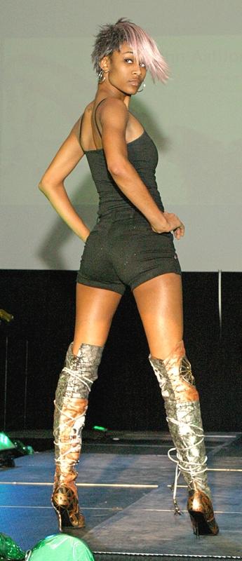 John Ashford (shoe designer) Dec 14, 2007 SBU Fashion show 07