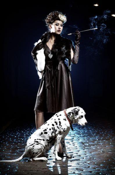 Dec 15, 2007 weareadventurers Cruella - Shot by The Talented Photographer Stuart