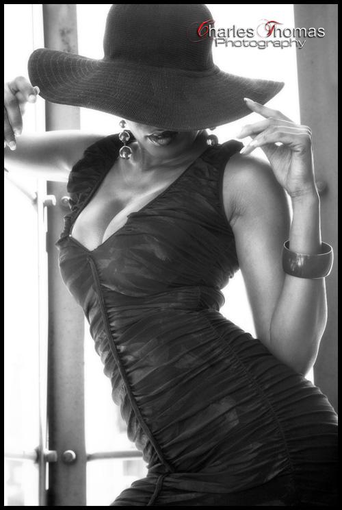 Dec 15, 2007 Charles Thomas Photography Mystery Lady