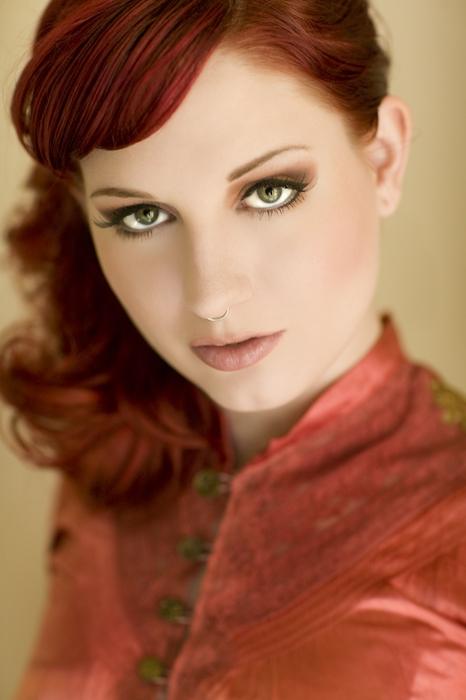 LA Dec 15, 2007 Perry gallagher hair/makeup: me