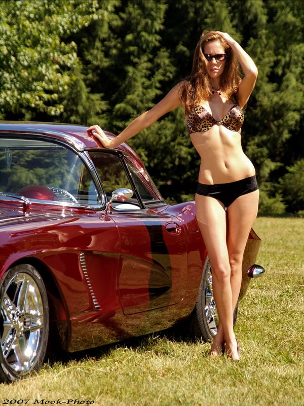 Female model photo shoot of Bobbi_V by Mook-Photo in Davisburg, MI