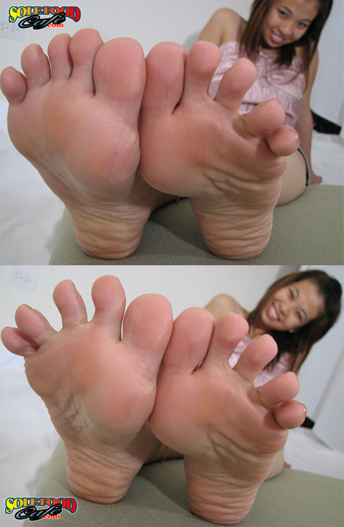 image Apache soles feet 44 years old