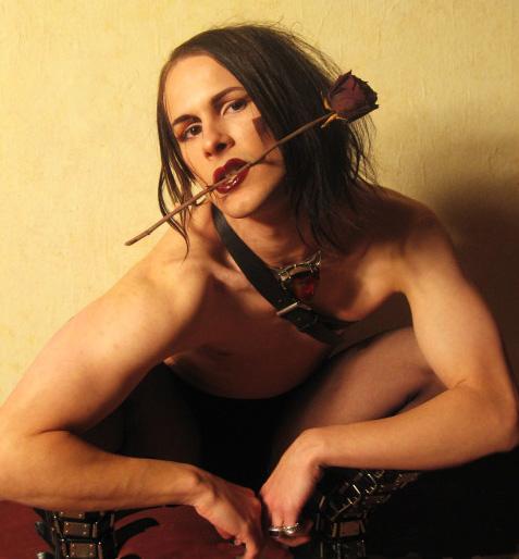 Female model photo shoot of Siren Song