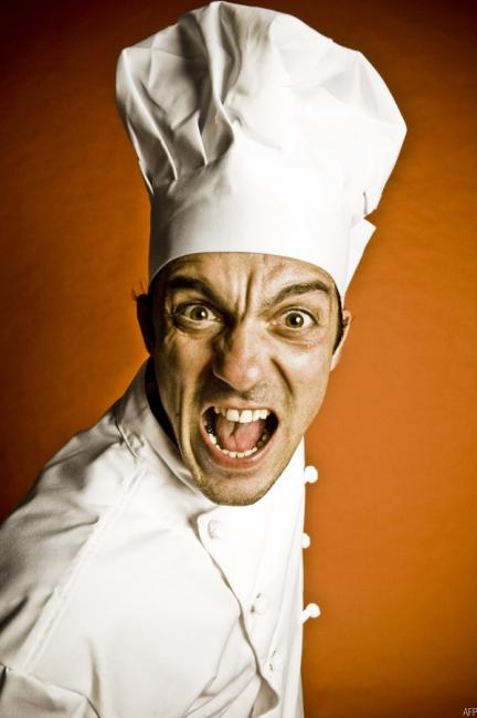 Dec 19, 2007 Anja Hild  Crazy Chef