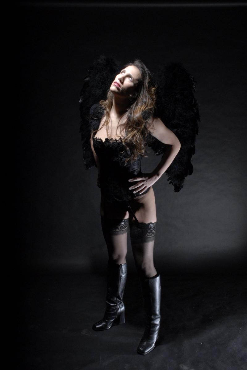 Female model photo shoot of Tonya Howard by Michael J Ash