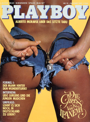 Studio, Las Vegas Dec 22, 2007 Playboy Magazine by Robert Scott Hooper German Playboy Cover,--Nice Tan 1982 (2-1/4 chrome), (Anisa And Her Tan).