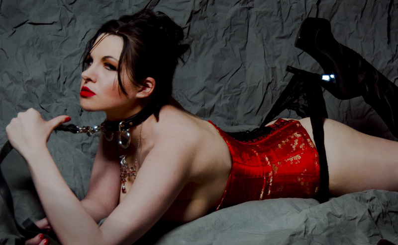 Female model photo shoot of Aurora Storms