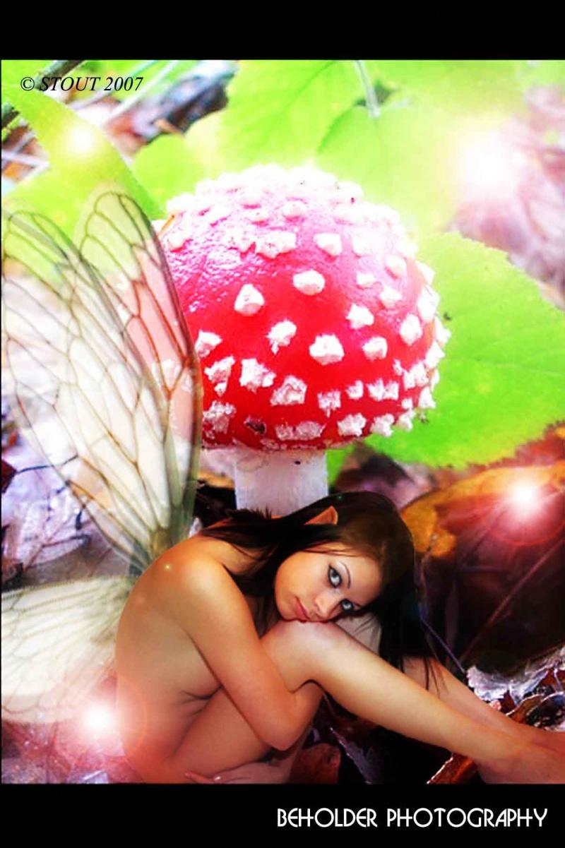 Model: Taneka Fullerton Dec 26, 2007 Stout 2007 Sidhe Glade