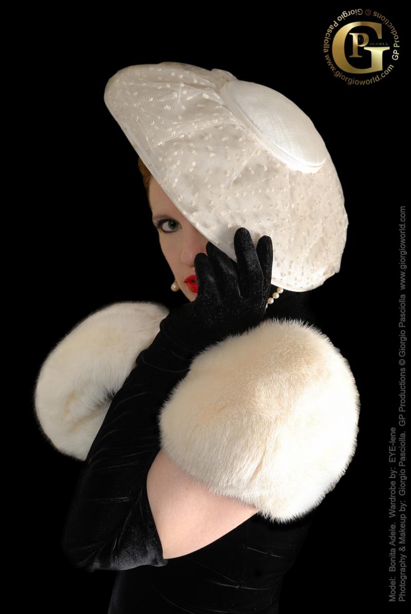 Female model photo shoot of BonnieAdele by Giorgio Pasciolla in NJ, wardrobe styled by EYElene Productions