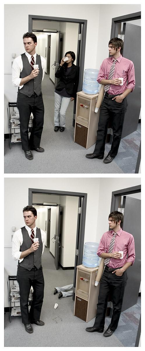 Dec 27, 2007 Matt Glass Office Murder