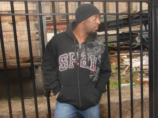 Male model photo shoot of Ahmed Lewis in PHILLY (FERN ROCK TRAIN YARD)