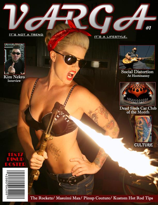 Dec 27, 2007 VARGA MAGAZINE ...for now just a pipe dream