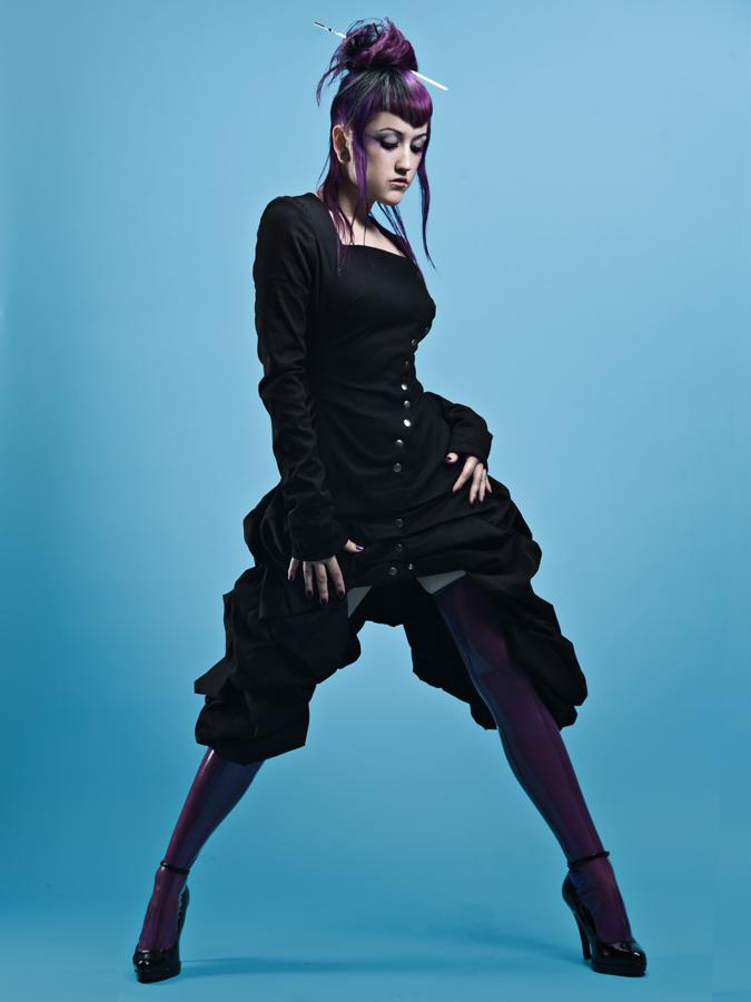 Dec 27, 2007 for Jessica Darwin Designs Gothic Couture