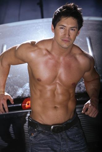 Male model photo shoot of Steve Kim