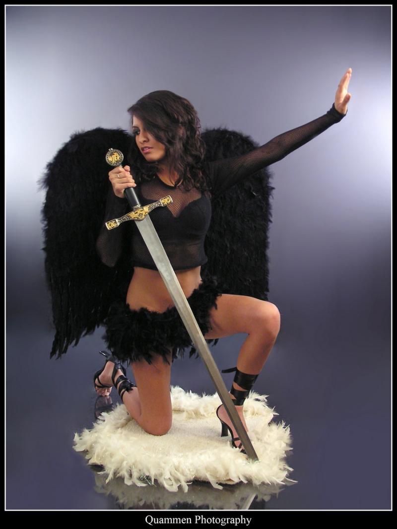 Female model photo shoot of unintntionali undscovrd by Scott B. Quammen