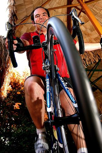 Venice, CA Dec 31, 2007 Brad Herman Pedals