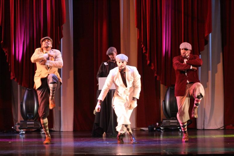 NYC Apollo  Dec 31, 2007 Apollo Circus of Soul James gang (Circus of Soul)