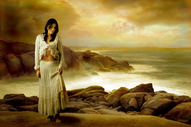 Jan 02, 2008 Fine Art Creations 2008 Juliette by the Ocean