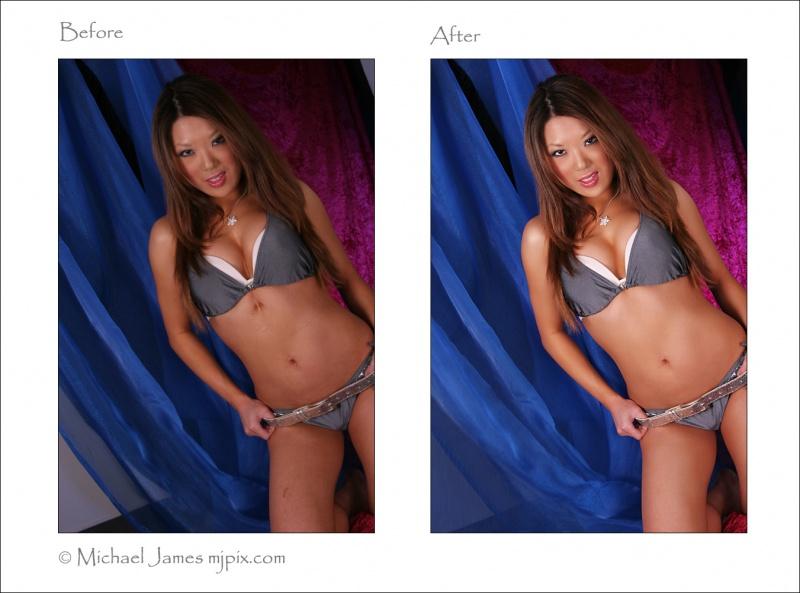 Jan 03, 2008 Michael James retouch for Michael James