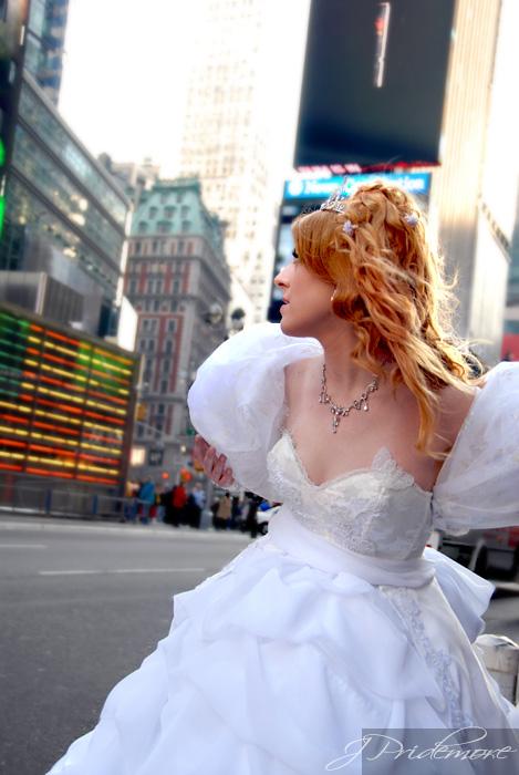 Times Square Jan 04, 2008 Jessie Pridemore Enchanted II