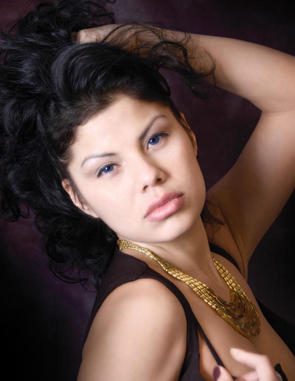 Female model photo shoot of Ms Jones in Studio