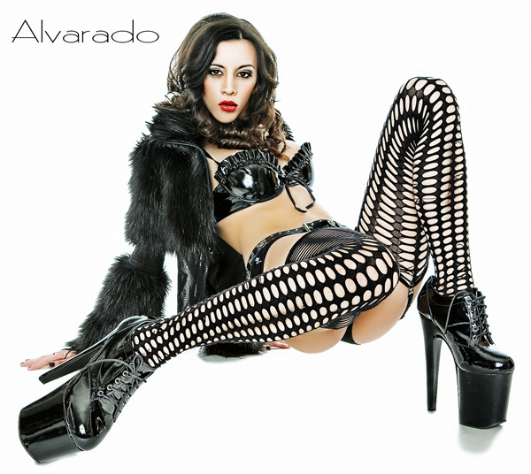 Jan 07, 2008 alvarado, mua/hair by jacquei laire,  clothing styling by me kerri taylor goth and stockings