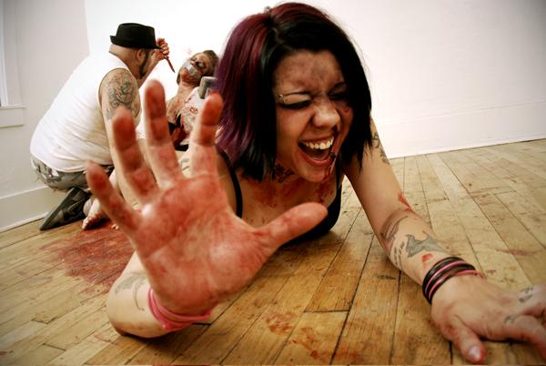Jan 10, 2008 NOV GORE GIRL SHOOT BY ANDY HARTMARK