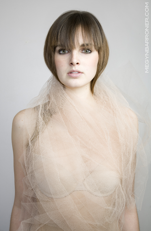 Female model photo shoot of Amy Eli by Megyn Barroner