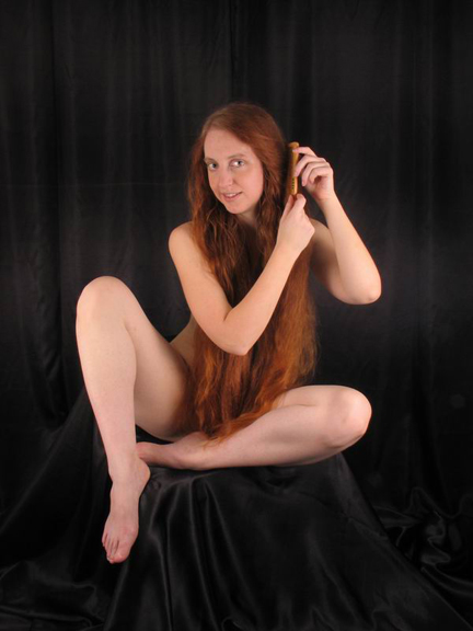 Female model photo shoot of AprylKnight by ObsidianDrag0n
