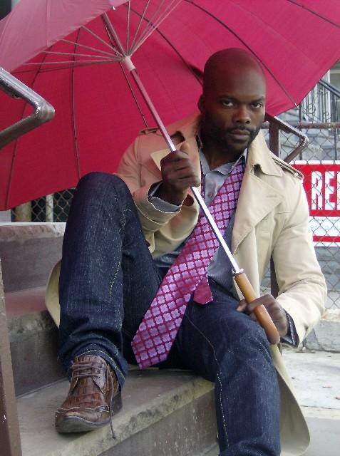 Male model photo shoot of Belito Garcia in New York