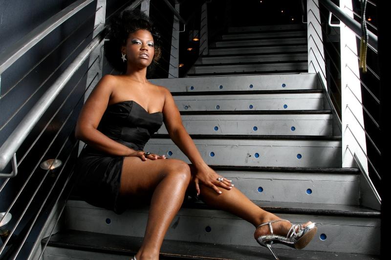 Female model photo shoot of Tamara Charae in Atlanta, GA
