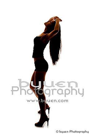 Vancouver, BC Jan 17, 2008 Bob Yuen Photography Dancing Silhouette