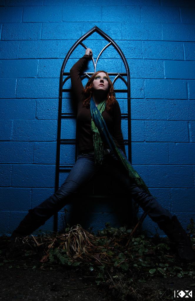 Female model photo shoot of SeaJae