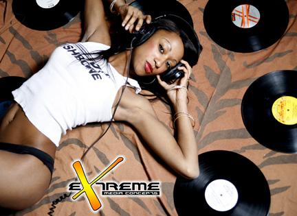 Jan 18, 2008 Exteme media On a bed on vinyls haha