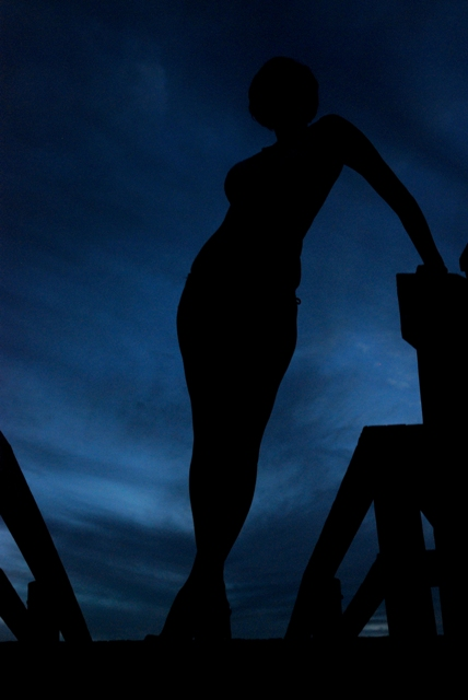 Female model photo shoot of redzy by KRTpics in Edisto Beach