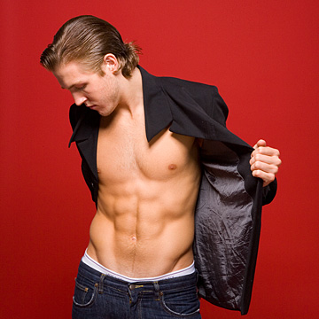Male model photo shoot of DennisDavis_Photography in Studio, Long Beach