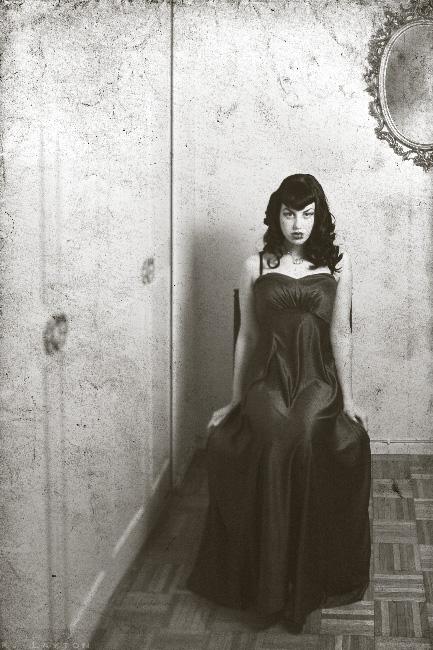 Brookline, Ma Jan 21, 2008 © Krystal Layton Lovely Darla De Luna